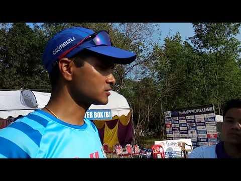 Binod Das Interview ( Coach of Mahendranagar United ) after beating CYC Attariya