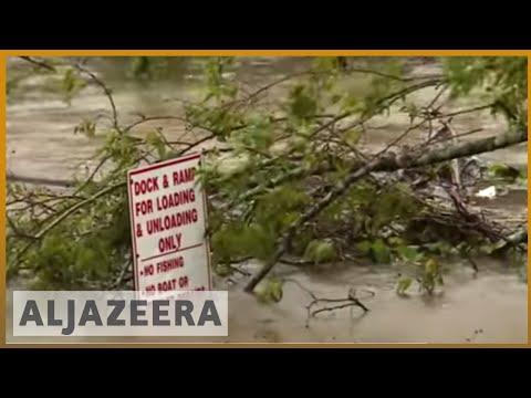 🇺🇸 Florence continues to wreak havoc on US East Coast l Al Jazeera English