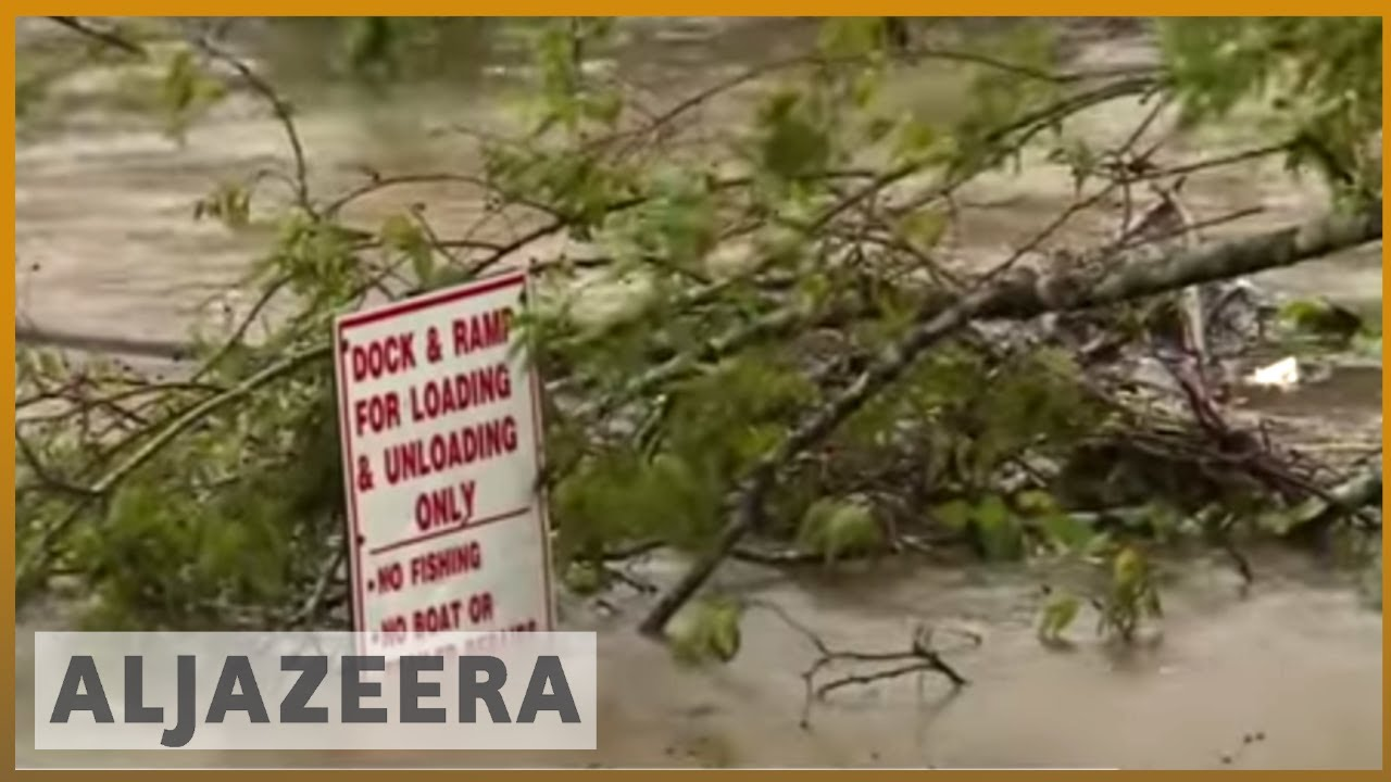 🇺🇸 Florence continues to wreak havoc on US East Coast l Al Jazeera English
