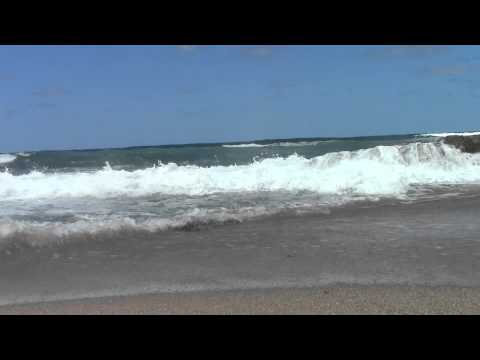 Relaxing Sounds of the Ocean - Indian Ocean - 1080p HD - real video