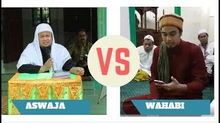 Wahabi Anyaran Tantang Debat Ilmu Agama Ustadz Pondok Aswaja