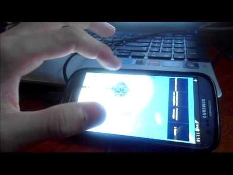 #12.Получение ROOT прав на Samsung Galaxy S3 (III)