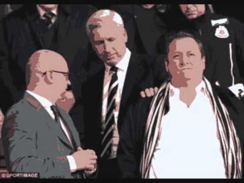 Mike Ashley Never Spoke To Alan Pardew Newcastle United
