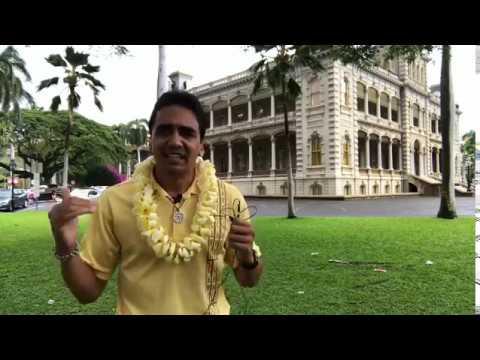 ʻIolani Palace, Honolulu - Sacred Stones