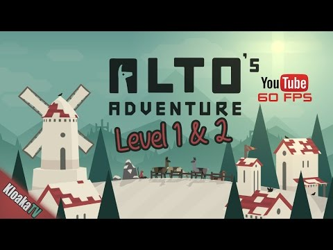 Alto's Adventure - Gameplay 1080p and 60FPS