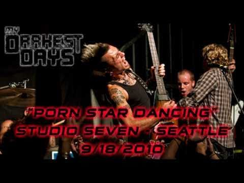Porn Star Dancing - My Darkest Days [with Lyrics] from YouTube · Duration:  3 minutes 20 seconds