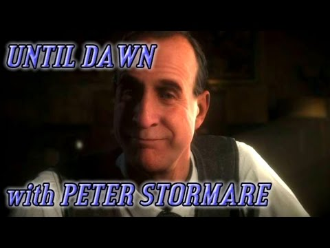 Until Dawn PETER STORMARE: All s
