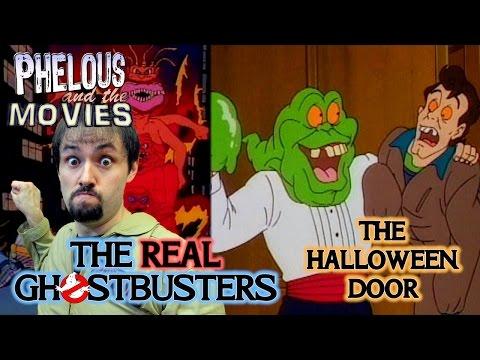 The Real Ghostbusters: The Halloween Door