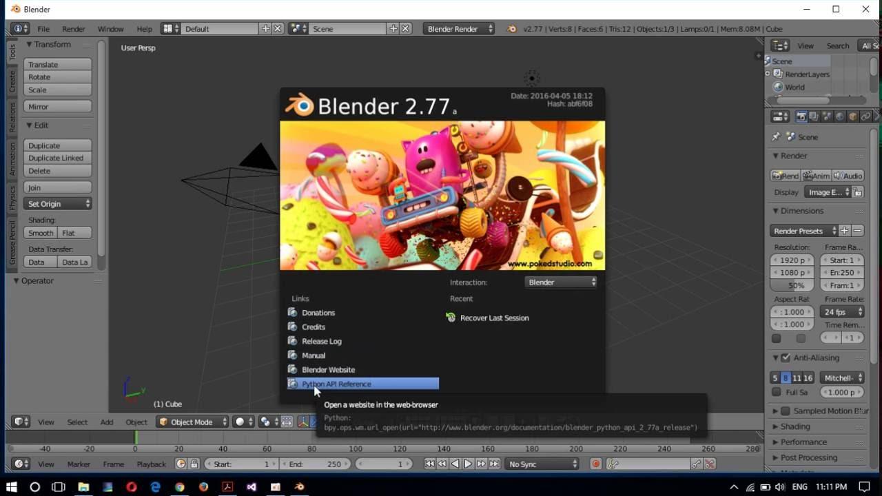 photo blender software free download