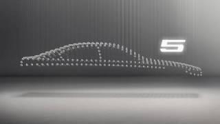 New 5er! Next BMW 5 Series teased