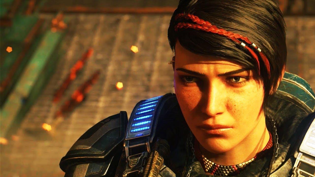 GEARS OF WAR 5 All Endings + Final Boss 1080p 60FPS thumbnail