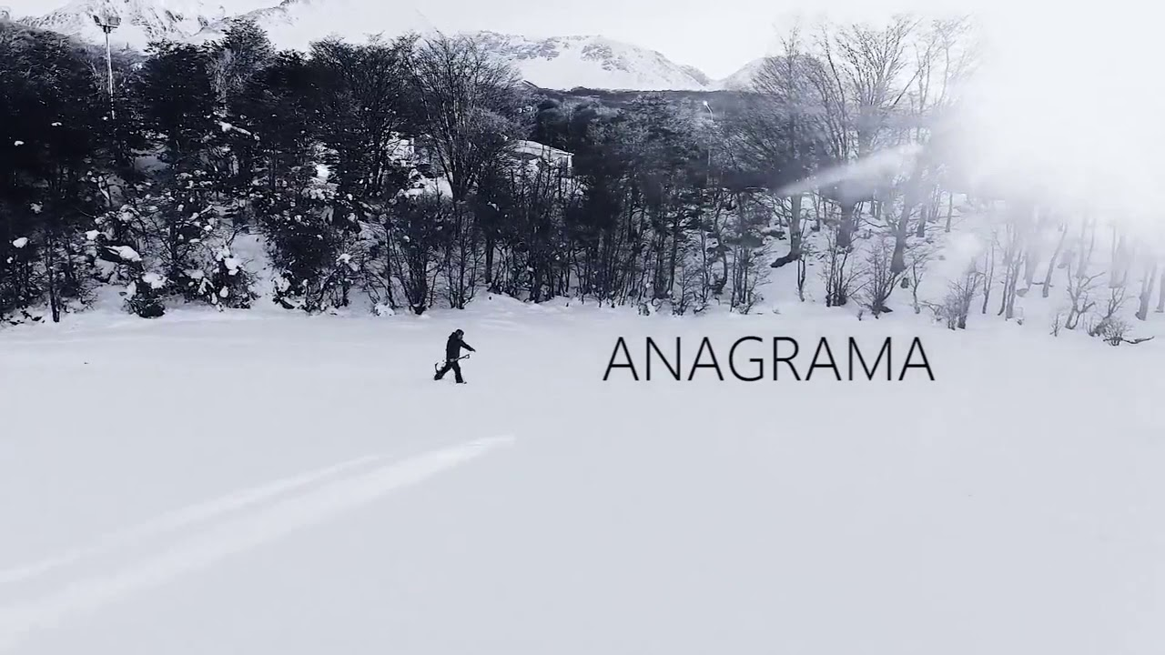 ANAGRAMA   cortometraje   PerroYagán