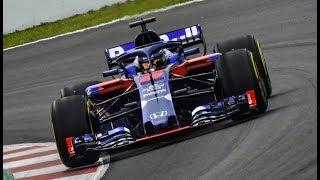 F1 2018 Pre Season Test Day 4 Highlights HD