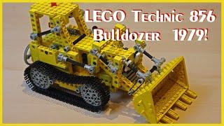 Lego 856 Bulldozer   Speedbuild
