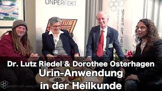 Urin-Anwendung in der Heilkunde - Dr. Lutz Riedel & Dorothee Osterhagen