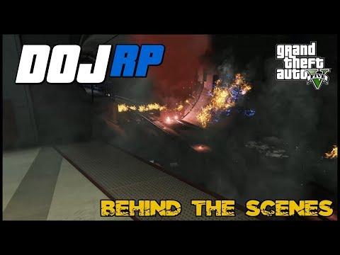 GTA V  DOJ - Episode 21 - Subway Blaze (Behind the Scenes)