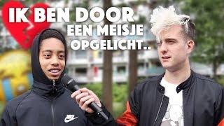 HOE SLIM ZIJN SCHOLIEREN IN AMSTERDAM? 😂🤦🏼♂️ | #SCHOOLTOUR 13