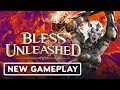 Bless Unleashed New MMORPG Gameplay - IGN Live | E3 2019 видео