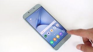Samsung Galaxy A8 2016 Unboxing