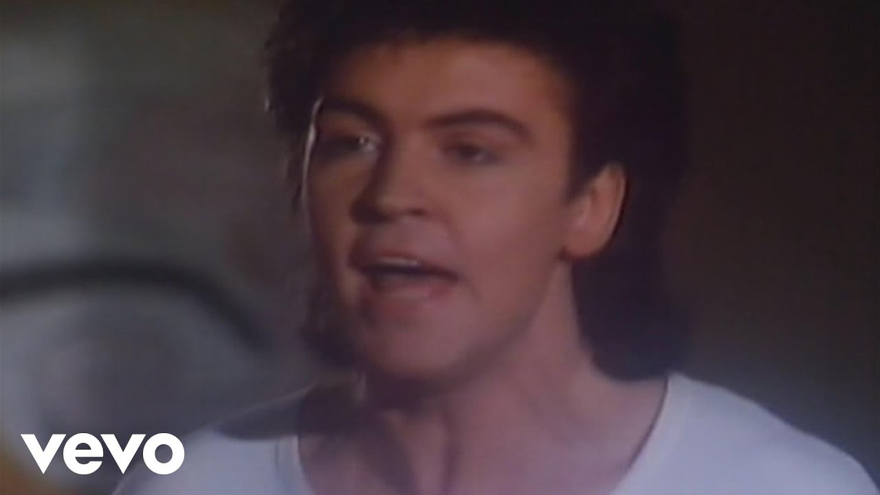 Paul Young - I'm Gonna Tear Your Playhouse Down (Official Video)