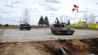 Как танки кружатся в вальсе