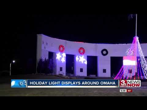 Holiday Light Displays Around Omaha