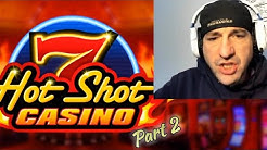HOT SHOT CASINO Online 777 Slots | Part 2 | Android / Ios Game Gameplay Youtube YT Video Leon