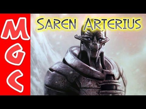 Mass Effect Lore - Saren Arterius