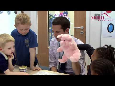 Meru Wireless Networks - Southwark School