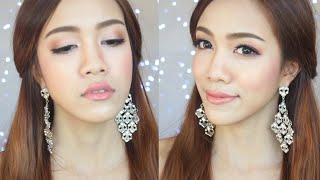 How to: แต่งหน้าสวยไฮโซ ♡ Soft Glam Makeup Tutorial | UD Vice 3 Palette Thumbnail