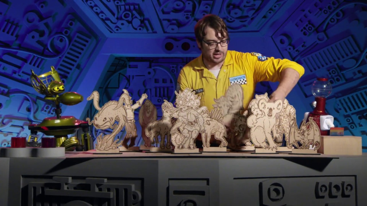 Download MST3K Jonah's Kaiju Rap (Every Country has a Monster) 1080p