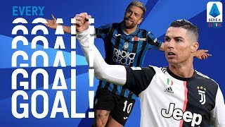 Ronaldo's First Serie A Hat Trick & Atalanta Nets FIVE! | EVERY Goal R18 | Serie A TIM