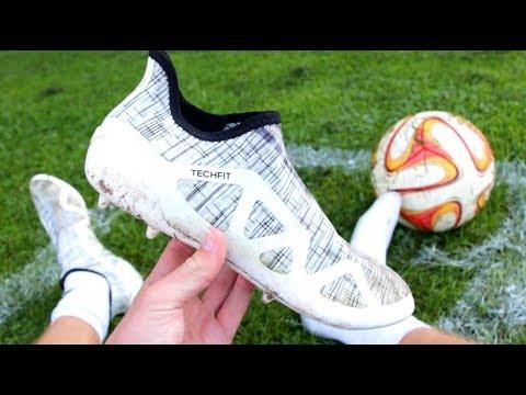 Testing 100% 'FULL SOCK' Football Boots