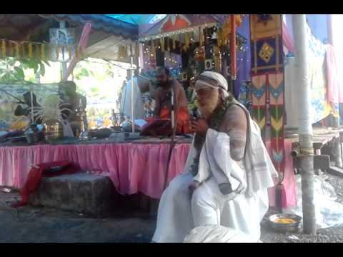 Kuchelagamanam in Bhagavatha Sapthaham by Pavumba Radhakrishnan