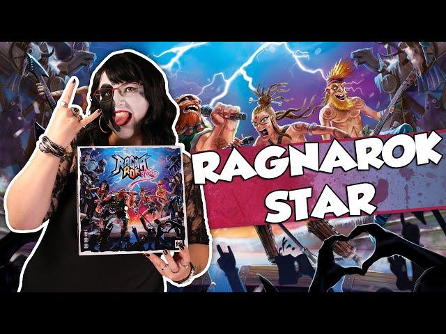 [À la découverte de ...] RAGNAROK STAR chez Perte & Fracas