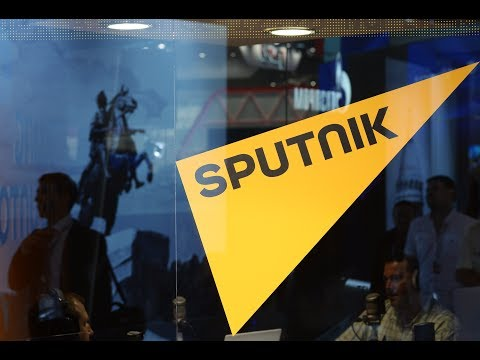 Radio Sputnik World Service, Moscow interviews The Digital Banking Revolution author Luigi Wewege