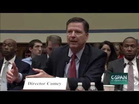 Comey: Justice Dept. Gave Mills Immunity, Not FBI