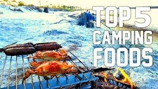 My 5 Favorite Camping Foods