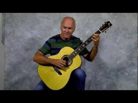Model SJ Demo - Stephen Kinnaird Guitars