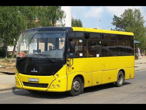 Автобус Минска МАЗ-241,гос.№ АО 7122-7 (05.03.2017)