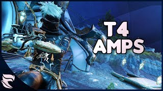 Warframe: T4 Amp! Worth it or not!?