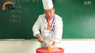 Классические приёмы работы тесаком Цай-Дао