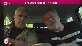 Il grande ritorno di Lele Mora - Nemo – Nessuno Escluso 27/04/2017