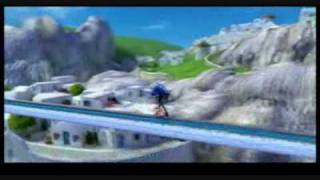 Sonic Unleashed Music : Endless Possibilities(Full Version) Resimi