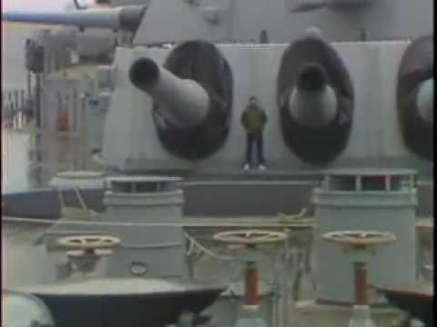 Robert Riggs Report Battleship Iowa May 1987