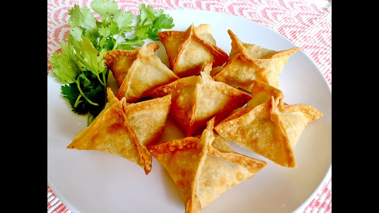 How to Make Crab Rangoon (with Pictures) - wikiHow