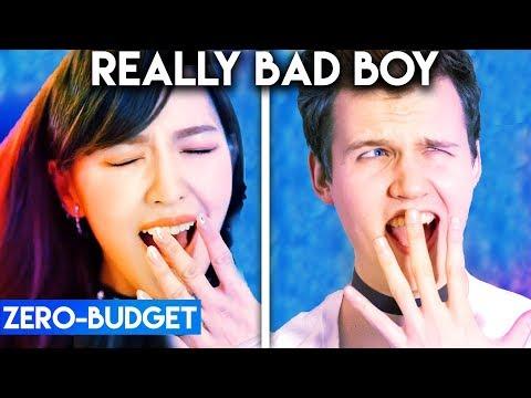 K-POP WITH ZERO BUDGET Red Velvet - Really Bad Boy