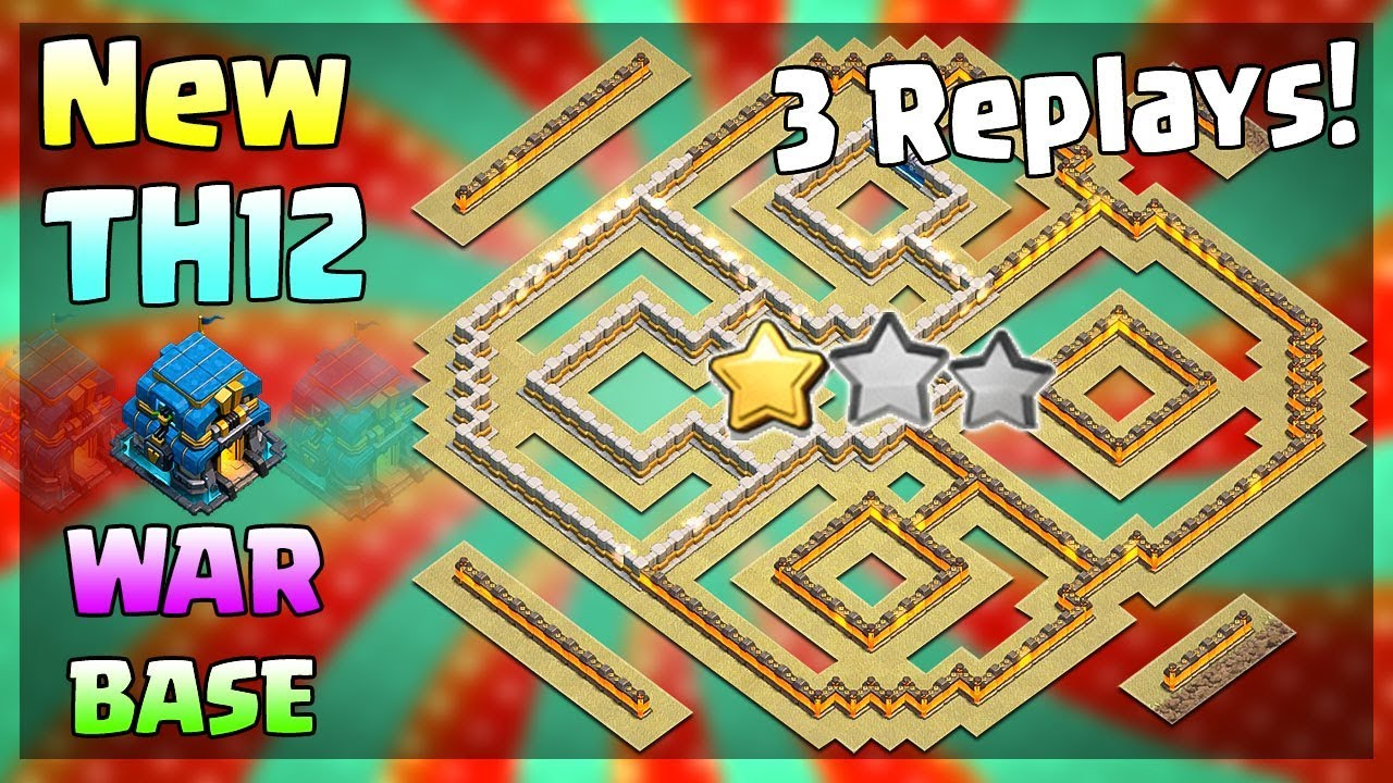 Base War Th 12 Anti Segalanya 6