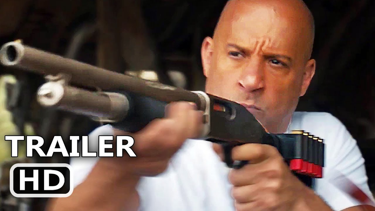 FAST & FURIOUS 9 Trailer (2020) John Cena, Vin Diesel ...
