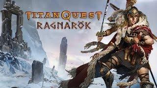 Titan Quest Anniversary Edition. Ragnarok.  Дроп.  Скилл.  Чит.  Трейнер.  Хак.